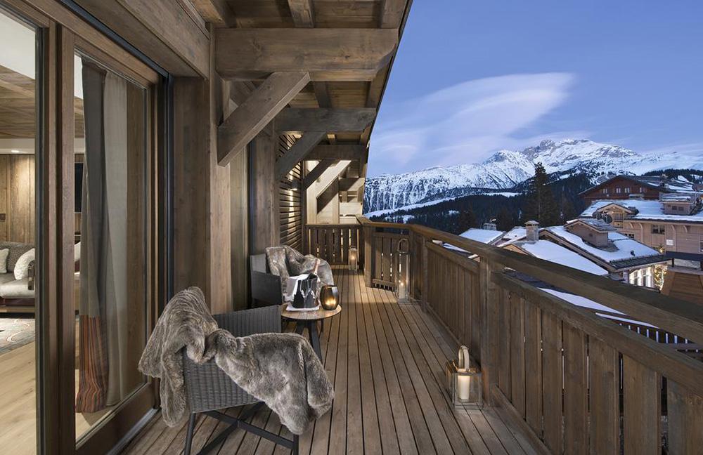 enseigne hotel luxe 3 vallées