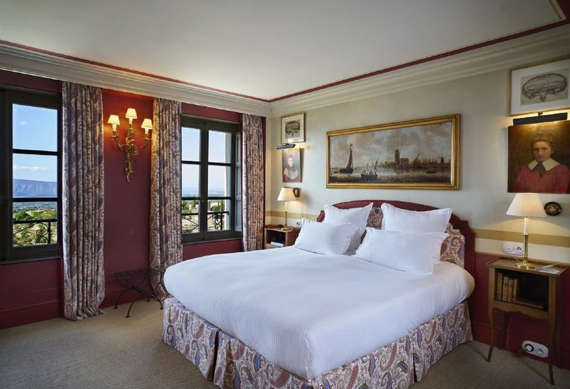 signalétique consigne de chambre hotel palace chambre