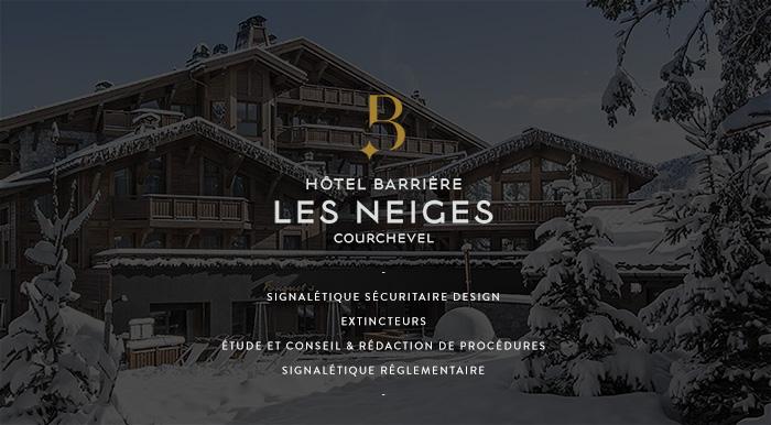 Hotel des Neiges Barrière