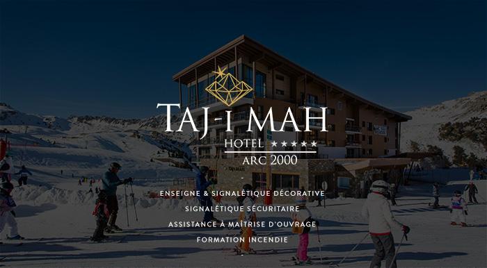 Taj I Mah Arc 2000