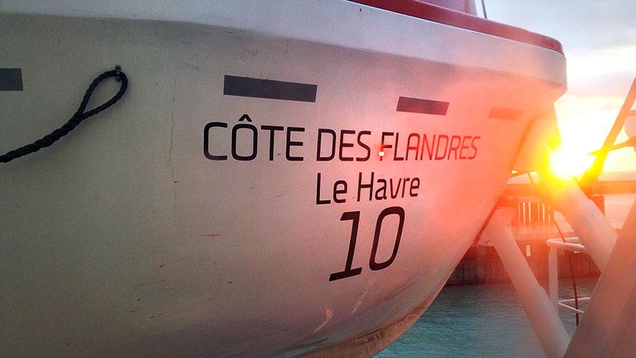 sécurité marine marchande